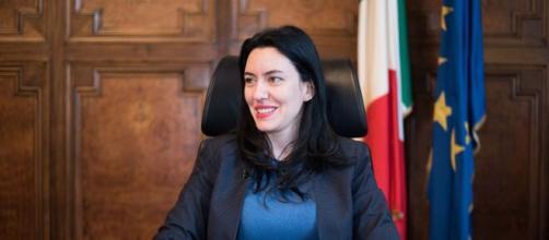 La ministra della Pubblica Istruzione Lucia Azzolina.