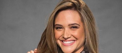 Juliana Paiva fez parte do elenco da novela. (Arquivo Blasting News)