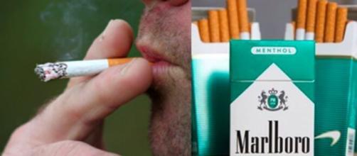 Les cigarettes menthol ne sont plus autorisées à la vente - photo pixabay et Google