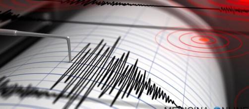 Sisma nel Mediterraneo centrale tra Italia e Grecia: magnitudo 5.8, nessun danno
