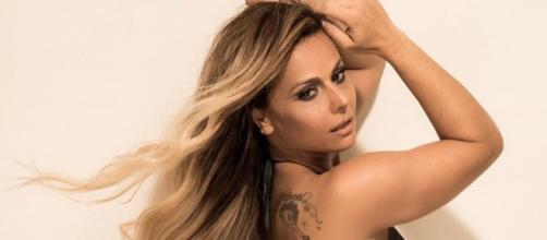 Viviane Araújo pede indenização a esposa de seu ex depois de ser atacada. (Arquivo Blasting News)