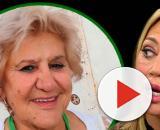 Carmen Bazán puso a parir a su exnuera, Belén Esteban, en una llamada de Sálvame en 2016.