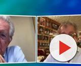 Mario Monti e Roberto Maroni ospiti di Omnibus