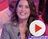 TPMP : Sophie Coste très sexy sur le plateau de l'émission