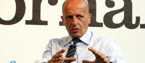 Alessandro Sallusti, direttore de Il Giornale.