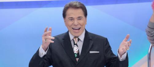 Apresentador e dono do SBT Silvio Santos. (Reprodução/SBT)