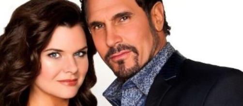 Beautiful, anticipazioni al 30 maggio: Katie metterà alla prova l'amore di Bill.