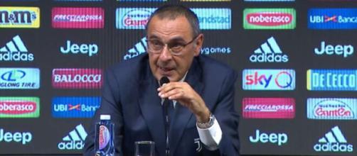 Juventus, Sarri ha a disposizione tutto il gruppo: rientrato anche Rabiot.