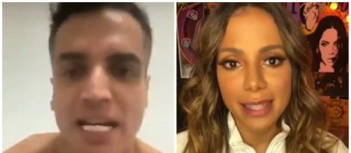 Leo Dias se envolveu em polêmica com Anitta. (Arquivo Blasting News)