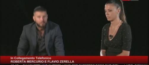 Temptation, Flavio Zerella frecciatina alla ex: 'Passare sempre per cattivo non va bene'.