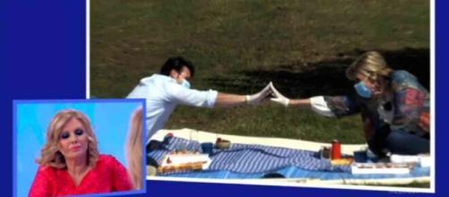 U&D, Nicola fa una dedica a Gemma in puntata: 'Io e te tre metri ...'.