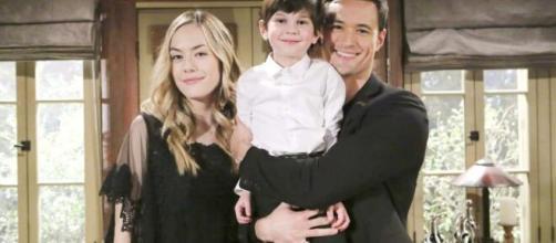 Beautiful, anticipazioni Usa: Hope accetta di sposare Thomas per il bene di Douglas.