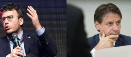 Diego Fusaro critica il governo Conte