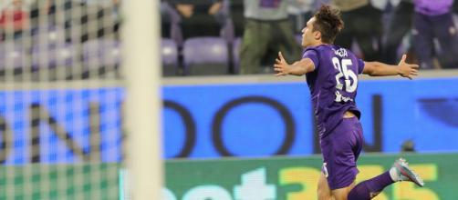 L'Inter non molla Federico Chiesa.