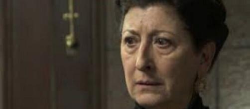 Una vita, anticipazioni Spagna: Ursula confessa a Telmo di aver ucciso Eduardo con il veleno.