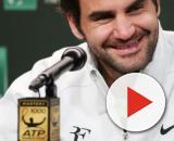 Roger Federer: 'Non mi sto allenando, non ne vedo il motivo'.