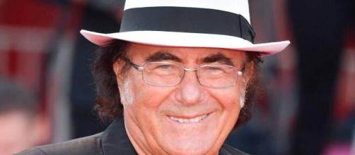 Al Bano Carrisi commette una gaffe a Domenica In