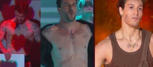Alla seconda puntata di Amici Speciali, Andreas Muller è finito in mutande nella coreografia eseguita sulle note di Get Naked.