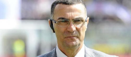 Beppe Bergomi, ex difensore dell'Inter e attuale commentatore Sky Sport.