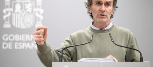 Fernando Simón expresa su preocupación, ante los fallos en Cataluña.