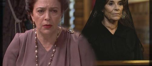 Il Segreto, trame spagnole: Donna Eulalia medita il rapimento di Francisca.