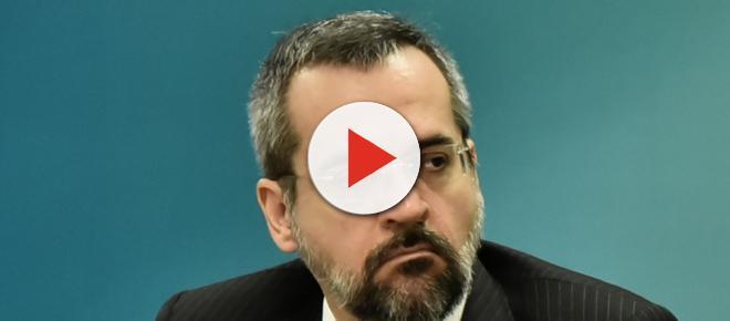 Abraham Weintraub corre risco de responder judicialmente por falas contra o STF