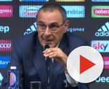 Juventus, Sarri alla ripresa del campionato dovrà dosare le forze.