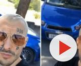Roma, 'Ho preso il muro fratellì': patente ritirata e auto sequestrata ad un ex rapper di 23 anni.