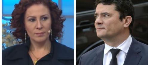 A deputada federal disse que Moro tinha 'predileção' em investigar o PT. (Arquivo Blasting News)