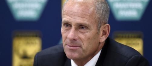 Guy Forget, direttore del Roland Garros.