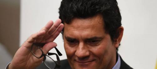 Moro faz duras críticas a Bolsonaro em entrevista ao 'Fantástico'. (Arquivo Blasting News)
