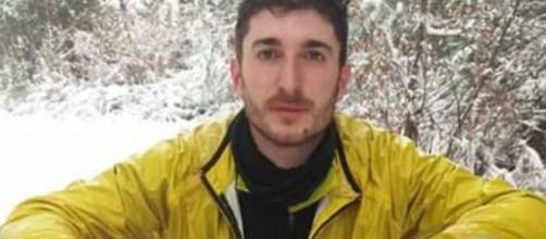 Pierluigi Meniconi, vittima di un incidente mortale a 31 anni.