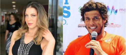 Sheila Mello posta foto ao lado de namorado e seu ex-marido, Xuxa, comenta publicação. (Arquivo Blasting News)