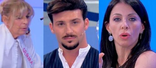 Uomini e Donne, spoiler martedì 26/5: l'esterna di Gemma e Nicola e la lite con Valentina.