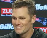 Brady signed a two-year deal with the Buccaneers (Image Credit: New England Patriots/YouTube)