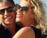 La conduttrice Alessia Marcuzzi avrebbe lasciato il marito Paolo Calabresi Marconi.