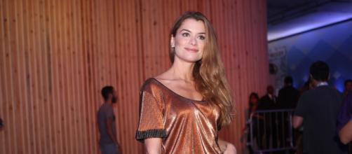 Alinne Moraes fez parte do elenco da novela. (Arquivo Blasting News)
