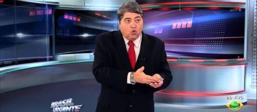 Datena rejeita título como porta-voz de Bolsonaro e se defende: 'não sou ativista'. (Arquivo Blasting News)