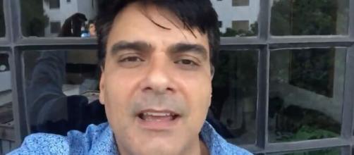 Guilherme de Pádua participa de manifestação pró-Bolsonaro e imprensa relembra o seu crime. (Arquivo Blasting News)
