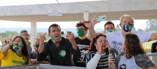 Jornalistas suspendem temporariamente a cobertura na Alvorada (Arquivo Blasting News)