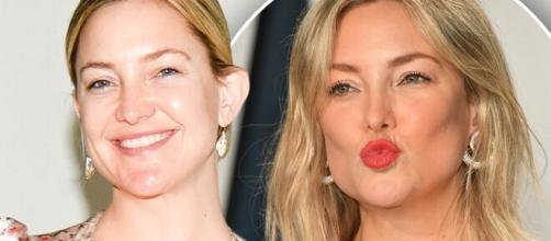 Kate Hudson é uma famosa que geralmente aparece sem maquiagem no Instagram, mas e as brasileiras também têm esse costume? (Arquivo Blasting News)