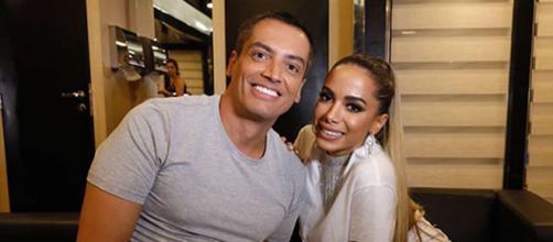 Leo Dias fez fortes acusações contra a cantora Anitta. (Arquivo Blasting News)