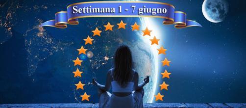 L'oroscopo della settimana dall'1 al 7 giugno, 1ª sestina: Gemelli 'sette' in pagella.