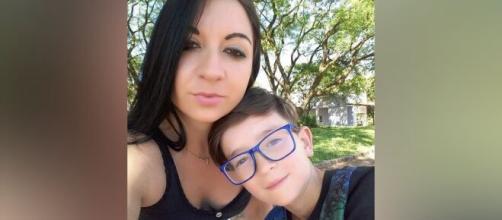 Mãe afirma que deu calmantes para o filho. (Arquivo Pessoal)