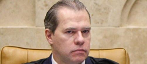 Presidente do STF Dias Toffoli está internado. (Divulgação/Site Oficial do STF)