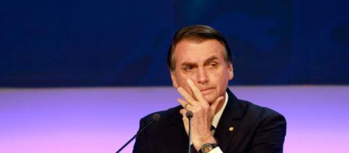 "Site afirma que Jair Bolsonaro se tornou ""ombudsman"" do jornalismo da Globo. ( Arquivo Blasting News )"