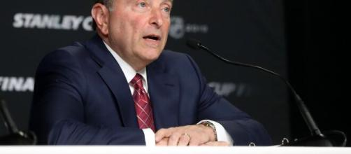 Bettman on NHL season: 'Canceling is too easy a solution ... - nbcsports.com [Blasting News library]