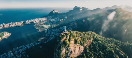 Le Brésil est le deuxième pays le plus touché au monde. Credit : Pexels/Matheus Bertelli