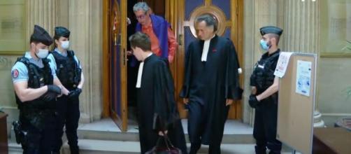 Le couple Balkany condamné à 4 et 5 ans de prison - capture d'écran vidéo Youtube AFP