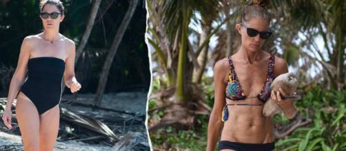 Marina La Rosa su Soleil Sorgè: 'Sembra che la vita le abbia fatto qualcosa di brutto'.